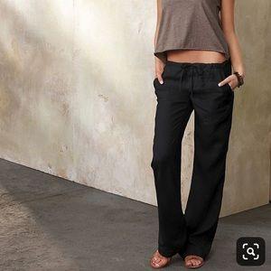 NWOT Victoria's Secret Beach Linen Pants
